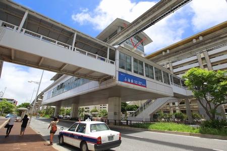 モノレール・小録駅(横):No.0578