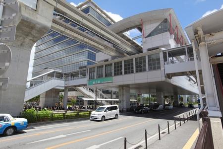 モノレール・壷川駅(横):No.0581
