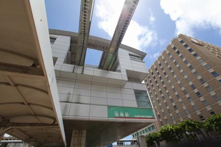 モノレール・旭橋駅(横):No.0559