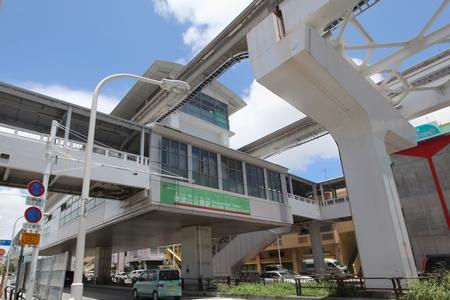 モノレール・奥武山公園駅(横):No.0564