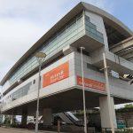 モノレール・おもろまち駅(縦):No.0545