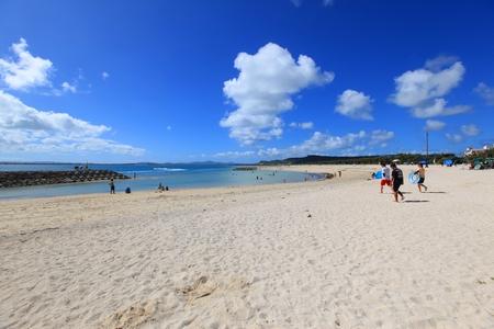 浜ふるさとビーチ(横):No.0460