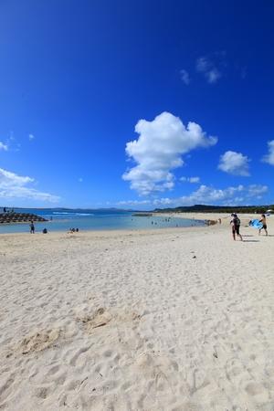 浜ふるさとビーチ(縦):No.0461