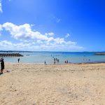 浜ふるさとビーチ(横):No.0464
