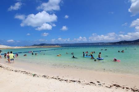 きらきらビーチ(横):No.0435