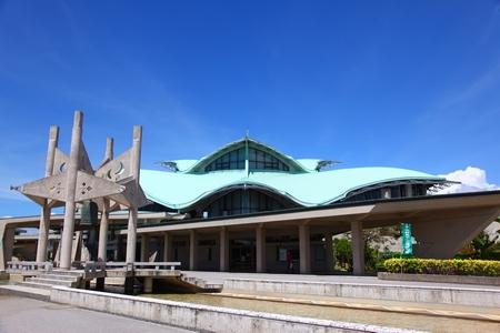 沖縄コンベンションセンター・展示棟(横):No.0530