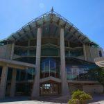沖縄コンベンションセンター・劇場棟(横):No.0528