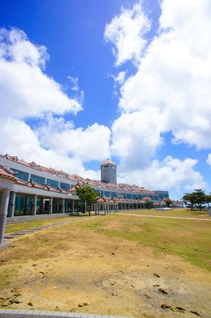 沖縄県平和祈念資料館(縦):No.0836