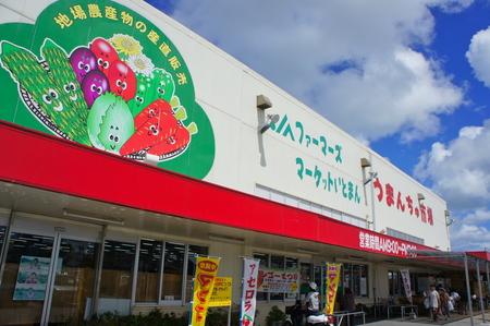 道の駅 いとまん・うまんちゅ市場(横):No.0820