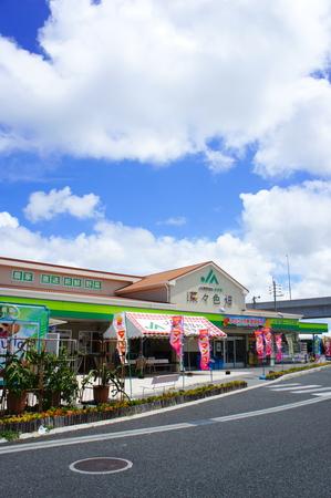 道の駅 豊崎(縦):No.0827