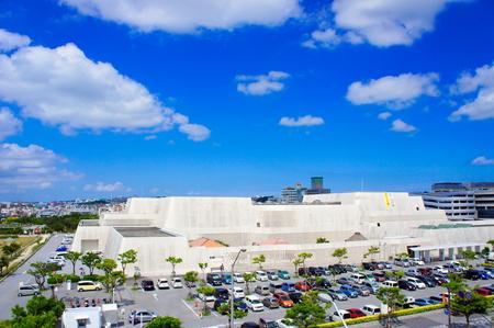 沖縄県立美術館・博物館(横):No.0976