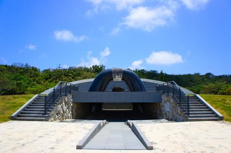 平和記念公園・平和の丘(横):No.0837