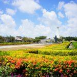 沖縄平和祈念堂(縦):No.0842