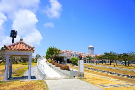 沖縄県平和祈念資料館(横):No.0843