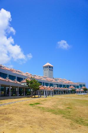 沖縄県平和祈念資料館(縦):No.0848
