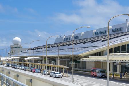 那覇空港・国内線 (横):No.1040