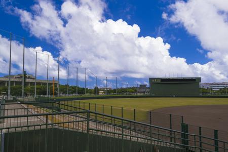 石垣市中央運動公園野球場(横):No.1084