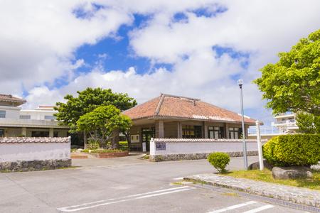 みんさー工芸館・外観(横):No.1369