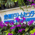 熱帯ドリームセンター・看板(横):No.1185