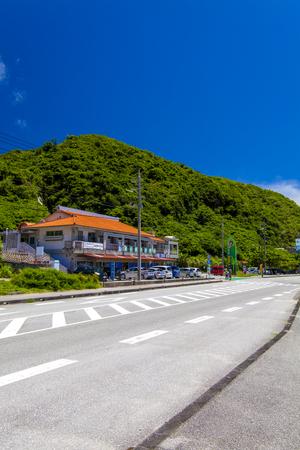 道の駅 おおぎみと58号線(縦):No.1323