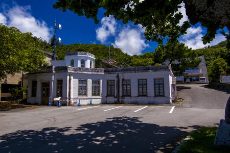 旧大宜味村役場庁舎(横):No.1099
