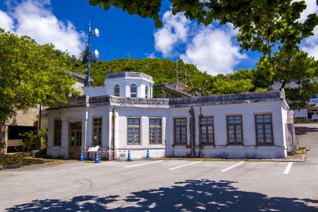 旧大宜味村役場庁舎(横):No.1100