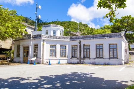 旧大宜味村役場庁舎(横):No.1105