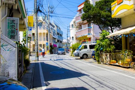 ニューパラダイス通り(横):No.1558