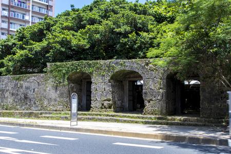 崇元寺第一門・外観(横):No.1568
