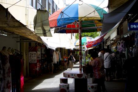 平和通り・パラソル通り(横):No.1587