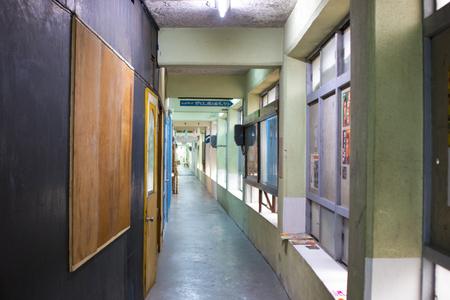 水上店舗2F通路(横):No.1593