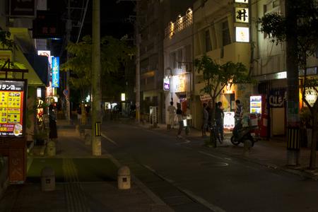栄町・通り沿い(横):No.1601