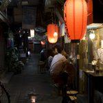 栄町市場(夜)(横):No.1610