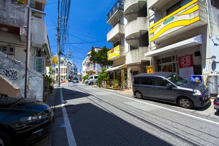 ニューパラダイス通り(横):No.1506