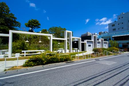 緑ヶ丘公園・公衆トイレ(横):No.1508