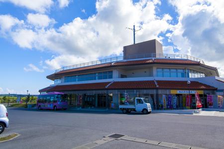 読谷村地域振興センター・外観(横):No.1498