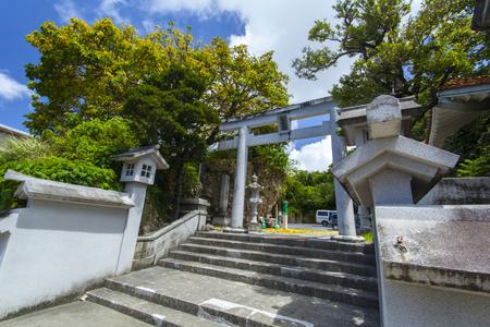 白銀堂・鳥居前(横):No.1965