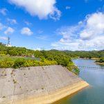 辺野喜ダム・ダム湖(横):No.2129