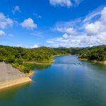辺野喜ダム・ダム湖(横):No.2132