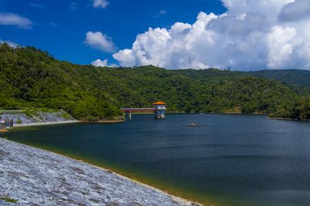 羽地ダム・ダム湖(横):No.2197