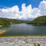 羽地ダム・ダム湖(横):No.2201