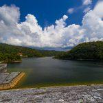 羽地ダム・ダム湖(縦):No.2202