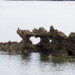 うえのドイツ文化村・ハート岩 (横):No.2710