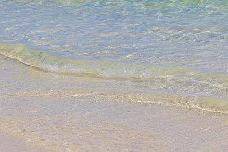 波のイメージ(横):No.2847