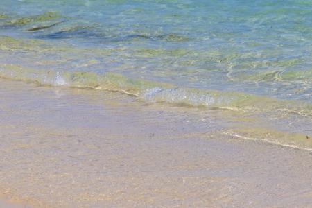 波のイメージ(横):No.2848