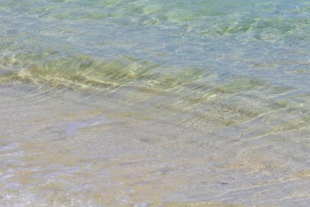 波のイメージ(横):No.2850