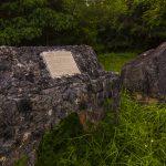 下地町の池田矼・石碑(横):No.2894