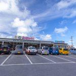 島の駅みやこ・駐車場からの外観(横):No.3249