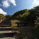タチジャミ(立神)付近の階段(横):No.3525